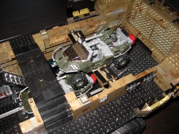 interior warthog hookup