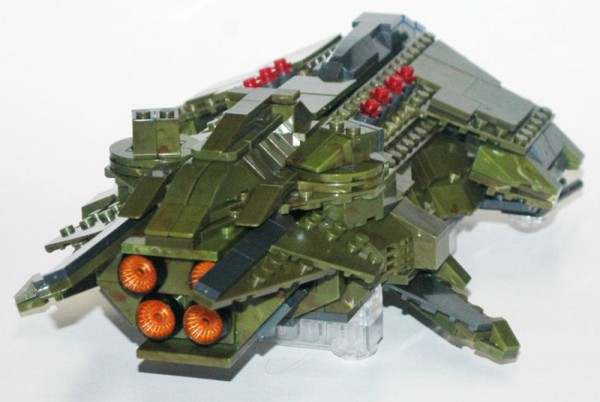 mini MB vulture 3-4 back