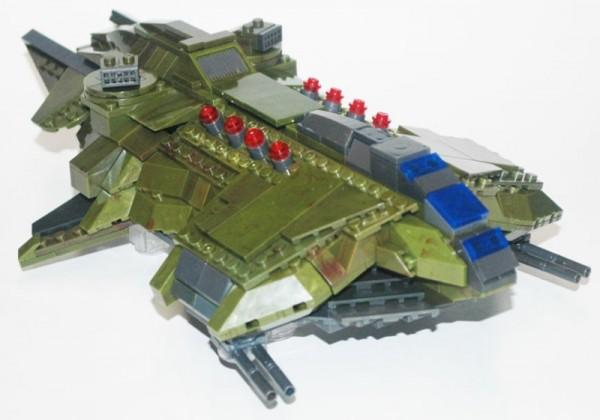 mini MB vulture 3-4 front