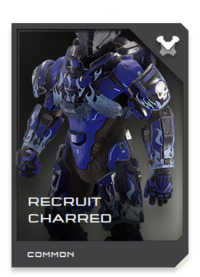 SPARTAN-IV's are required to use RECRUIT-class armor until they demonstrate mastery of their many augmentations.