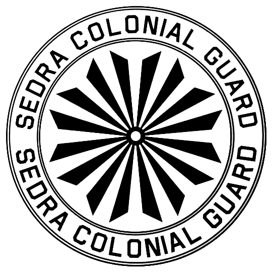 sedran-colonial-guard-square BW