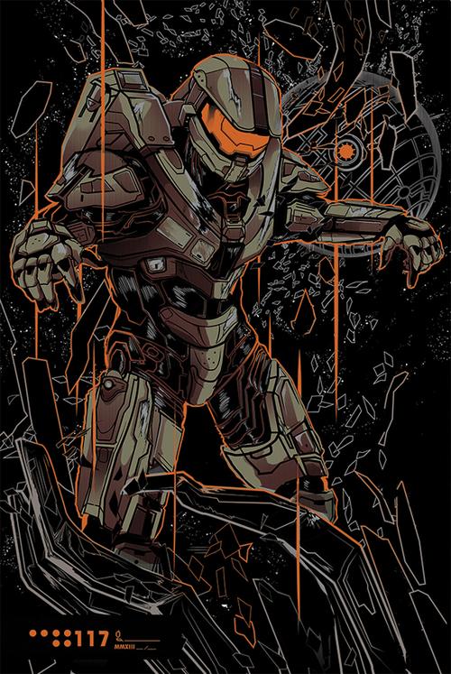 Cool Halo Art